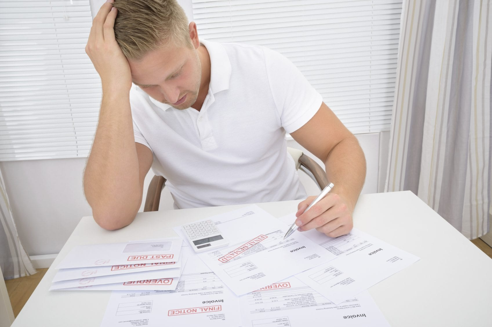 avoid declaring bankruptcy with options like a bad credit loan